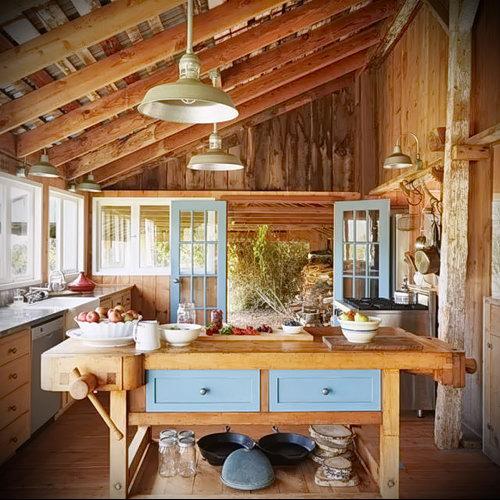 Фото Стиль кантри в интерьере - 19062017 - пример - 120 Country style in the interior