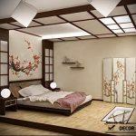 Фото Шторы в японском стиле в интерьере - 16062017 - пример - 002 Curtains in Japanese