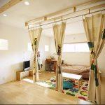 Фото Шторы в японском стиле в интерьере - 16062017 - пример - 011 Curtains in Japanese