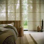 Фото Шторы в японском стиле в интерьере - 16062017 - пример - 015 Curtains in Japanese