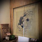 Фото Шторы в японском стиле в интерьере - 16062017 - пример - 032 Curtains in Japanese