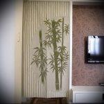 Фото Шторы в японском стиле в интерьере - 16062017 - пример - 033 Curtains in Japanese