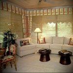 Фото Шторы в японском стиле в интерьере - 16062017 - пример - 034 Curtains in Japanese