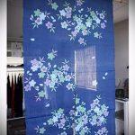 Фото Шторы в японском стиле в интерьере - 16062017 - пример - 035 Curtains in Japanese