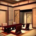 Фото Шторы в японском стиле в интерьере - 16062017 - пример - 054 Curtains in Japanese