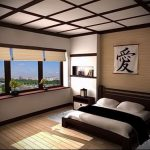 Фото Шторы в японском стиле в интерьере - 16062017 - пример - 065 Curtains in Japanese