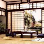 Фото Шторы в японском стиле в интерьере - 16062017 - пример - 066 Curtains in Japanese