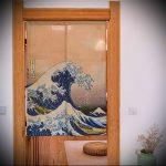 Фото Шторы в японском стиле в интерьере - 16062017 - пример - 068 Curtains in Japanese