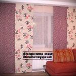 Фото Шторы в японском стиле в интерьере - 16062017 - пример - 073 Curtains in Japanese