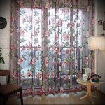 Фото Шторы в японском стиле в интерьере - 16062017 - пример - 075 Curtains in Japanese