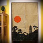 Фото Шторы в японском стиле в интерьере - 16062017 - пример - 078 Curtains in Japanese