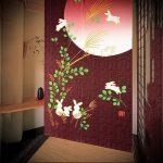 Фото Шторы в японском стиле в интерьере - 16062017 - пример - 080 Curtains in Japanese