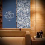 Фото Шторы в японском стиле в интерьере - 16062017 - пример - 081 Curtains in Japanese