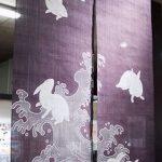 Фото Шторы в японском стиле в интерьере - 16062017 - пример - 087 Curtains in Japanese