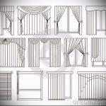 Фото Шторы и жалюзи в интерьере - 17062017 - пример - 058 Curtains and blinds in interior