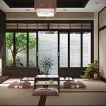 Фото Японские цвета в интерьере - 02062017 - пример - 006 Japanese colors in the interior