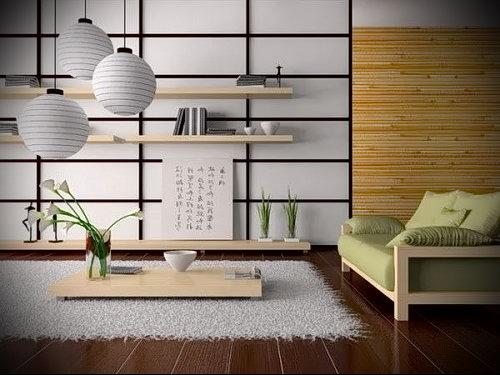 Фото Японский стиль в интерьере - 02062017 - пример - 008 Japanese style in the interior
