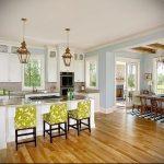Фото Яркие акценты в интерьере кухни - 02062017 - пример - 008 interior of the kitchen