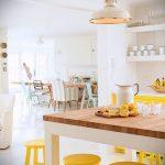 Фото Яркие акценты в интерьере кухни - 02062017 - пример - 013 interior of the kitchen