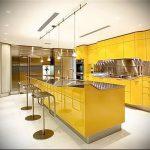 Фото Яркие акценты в интерьере кухни - 02062017 - пример - 014 interior of the kitchen