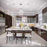 Фото Яркие акценты в интерьере кухни - 02062017 - пример - 016 interior of the kitchen