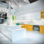 Фото Яркие акценты в интерьере кухни - 02062017 - пример - 017 interior of the kitchen