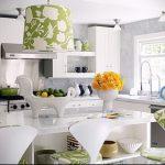 Фото Яркие акценты в интерьере кухни - 02062017 - пример - 018 interior of the kitchen