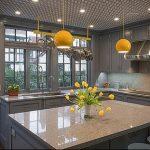 Фото Яркие акценты в интерьере кухни - 02062017 - пример - 022 interior of the kitchen
