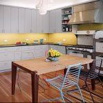 Фото Яркие акценты в интерьере кухни - 02062017 - пример - 025 interior of the kitchen