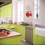 Фото Яркие акценты в интерьере кухни - 02062017 - пример - 031 interior of the kitchen
