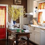 Фото Яркие акценты в интерьере кухни - 02062017 - пример - 033 interior of the kitchen