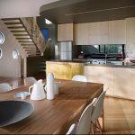 Фото Яркие акценты в интерьере кухни - 02062017 - пример - 035 interior of the kitchen