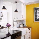 Фото Яркие акценты в интерьере кухни - 02062017 - пример - 037 interior of the kitchen