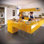 Фото Яркие акценты в интерьере кухни - 02062017 - пример - 039 interior of the kitchen