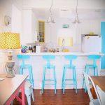 Фото Яркие акценты в интерьере кухни - 02062017 - пример - 043 interior of the kitchen