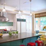 Фото Яркие акценты в интерьере кухни - 02062017 - пример - 044 interior of the kitchen