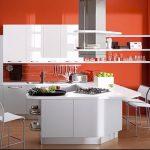 Фото Яркие акценты в интерьере кухни - 02062017 - пример - 045 interior of the kitchen