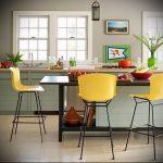 Фото Яркие акценты в интерьере кухни - 02062017 - пример - 049 interior of the kitchen