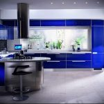 Фото Яркие акценты в интерьере кухни - 02062017 - пример - 051 interior of the kitchen