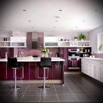 Фото Яркие акценты в интерьере кухни - 02062017 - пример - 055 interior of the kitchen
