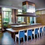 Фото Яркие акценты в интерьере кухни - 02062017 - пример - 056 interior of the kitchen