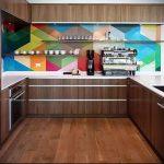 Фото Яркие акценты в интерьере кухни - 02062017 - пример - 057 interior of the kitchen