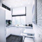 Фото Яркие акценты в интерьере кухни - 02062017 - пример - 060 interior of the kitchen