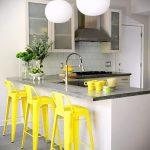 Фото Яркие акценты в интерьере кухни - 02062017 - пример - 061 interior of the kitchen