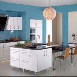 Фото Яркие акценты в интерьере кухни - 02062017 - пример - 063 interior of the kitchen