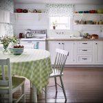 Фото Яркие акценты в интерьере кухни - 02062017 - пример - 064 interior of the kitchen