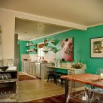 Фото Яркие акценты в интерьере кухни - 02062017 - пример - 067 interior of the kitchen