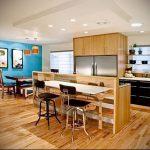 Фото Яркие акценты в интерьере кухни - 02062017 - пример - 068 interior of the kitchen
