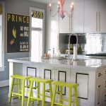 Фото Яркие акценты в интерьере кухни - 02062017 - пример - 070 interior of the kitchen