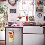 Фото Яркие акценты в интерьере кухни - 02062017 - пример - 075 interior of the kitchen